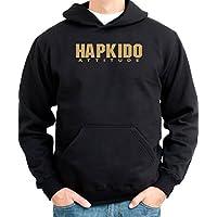Felpa con Cappuccio Hapkido