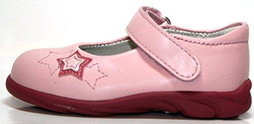 Richter Kinderschuhe 32.0303.4760 Mädchen Ballerinas Rosa (pink/malve/loll 1791)
