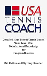 USATennisCoach Test: Level One