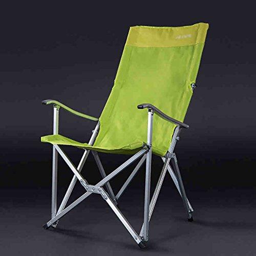 camping klappstuhl Outdoor-Klappstuhl, Angeln Freizeitstuhl, atmungsaktive solide tragbare Strandkorb
