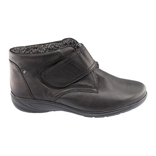 SEMLER m 70655–012–001 bottes femme Noir