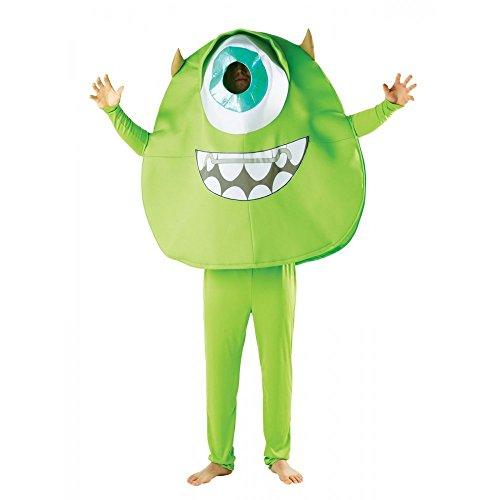 Rubies 3880995 - Mike Adult (Pixar Disney Kostüme Erwachsene)
