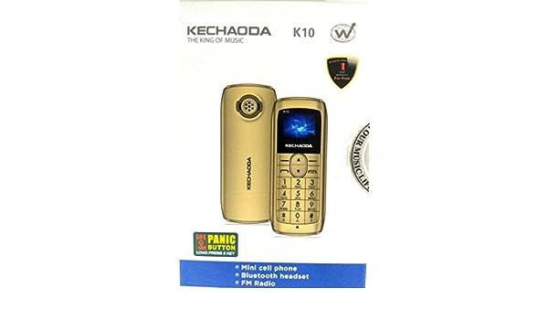 9fadd805ebd4ef Bliss Kechaoda K10 (Silver): Amazon.in: Electronics
