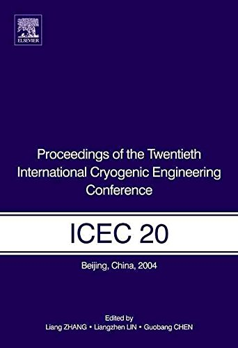 [(Proceedings of the Twentieth International Cryogenic Engineering Conference (ICEC20))] [Edited by Liang Zhang] published on (March, 2006)