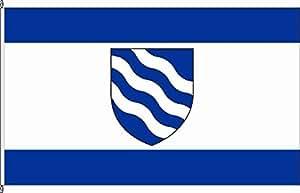 Hochformatflagge Billerbeck - 150 x 500cm - Flagge und Fahne