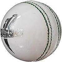 Premium White Cricket Match Ball