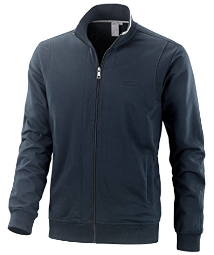 Joy Sportswear Herren Sweatjacke / Trainingsjacke Dirk Zip Jacket marine (300)