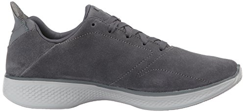 Skechers Ladies Go Walk 4 Instructors Grey (carboncino)