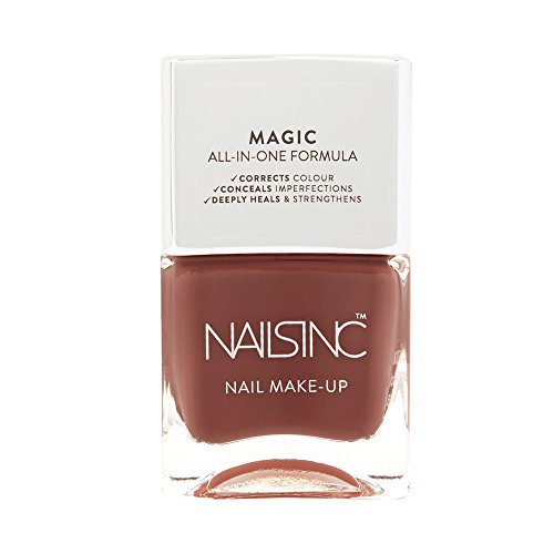 Nails Inc Vernis à ongles Maquillage, Chalcot carré