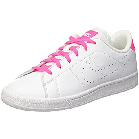 Nike Tennis Classic Prm (Gs), Scarpe da Ginnastica Bambine e