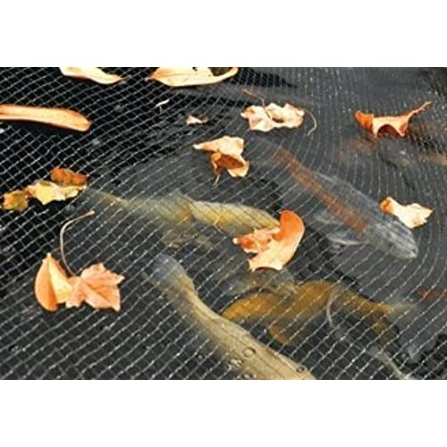 Pond covers for Amazon fish ponds