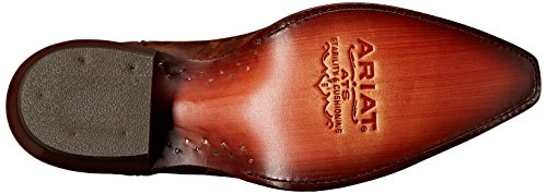 Saddle Rose Tan Toe Dusty Ariat Weststiefel X qXYx5WwS