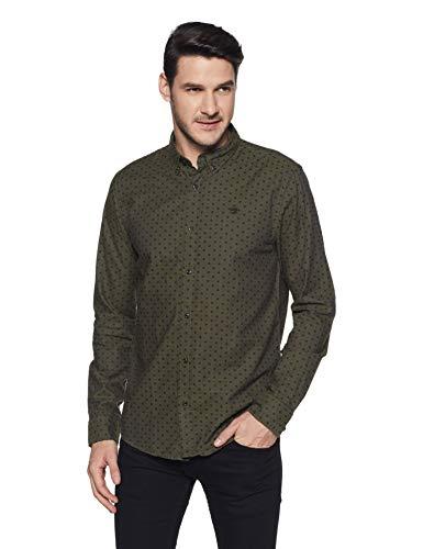 Scotch & Soda Regular Fit Classic Oxford Camisa