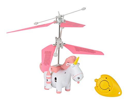 Simba 109381002 - Dm3 Fliegendes Einhorn Fluffy