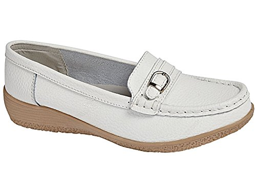 Foster Footwear , sandales femme fille White/white