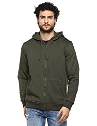 Alan Jones Clothing Men's Cotton Sweatshirt Hoodies