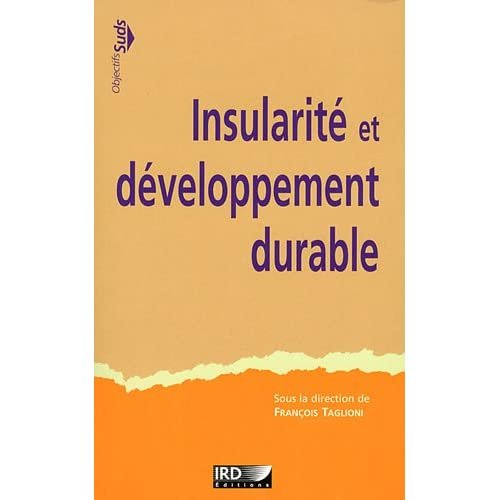 Insularité et développement durable