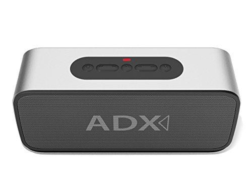 Altoparlanti portatili in alluminio con bluetooth X05-UE3 Audio Dynamix® V4.0 - Ultimate Edition 3 - Caratteristiche: potenza max. in uscita 24 watt, batteria ricaricabile, distanza wireless 20 metri.