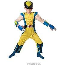 Wolverine - Deluxe Padded - Costume de déguisement pour enfants