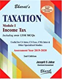 Income Tax For CA Intermediate (IPC)