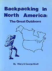 Backpacking in North America: The Great Outdoors (Backpacking guide series)