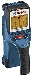 Bosch Professional Ortungsgerät D-tect 150 (4x 1,5-V-Batterien (AAA), Erfassungstiefe: 150 mm, Schutztasche)