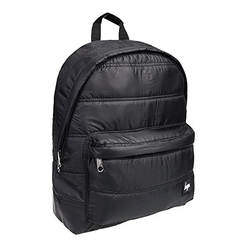 Hype Quilted Backpack (Black)