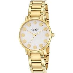 Damen Kate Spade New York Gramercy Dot Armbanduhr 1yru0737