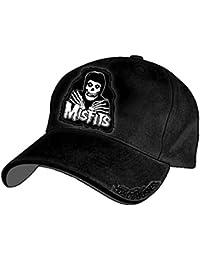 Misfits,Logo Verstellbar, Schirmmütze