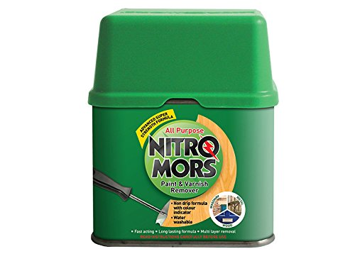 Nitromors All Purpose Paint and Varnish Remover Ref 1985778, 350 ml (6)