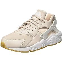 new style 96c35 57b04 Nike Wmns Air Huarache Run, Scarpe da Ginnastica Basse Donna
