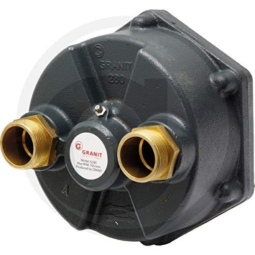 GRANIT Zapfwellenpumpe G280 selbstansaugend Wasserpumpe Wasserzapfellenpumpe 26071280