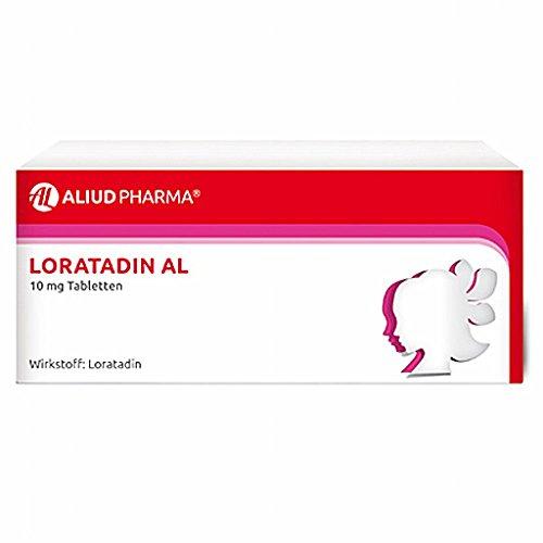 LORATADIN AL 10 mg Tabletten 100 St Tabletten