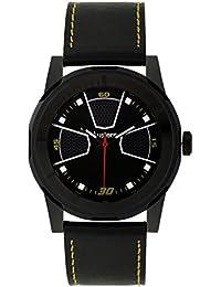 Austere Analogue Black Dial Men's Watch -Tt-0202Y
