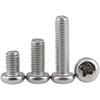sourcingmap/® Senkkopf Torx Kopf Sockel Bolt Schraube Verschluss M2,5x 8mm 10pcs DE de