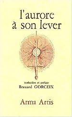 L'aurore à son lever de Bernard Gorceix