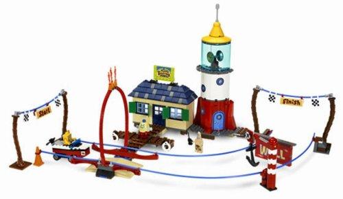 LEGO SpongeBob SquarePants Mrs. Puff's Boating School