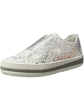 Desigual Damen Funk Lace 1 Sneaker
