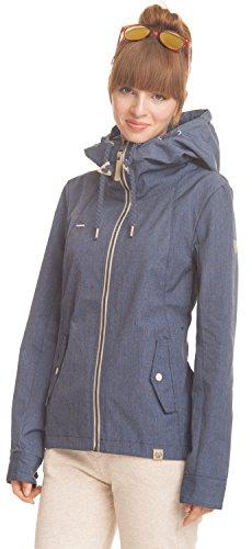 Damen Jacke ragwear Monade Jacke Blue