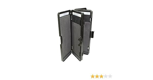 NGT Plastikbox Rig Box Wallet Tacklebox Vorfachtasche Rigboard Karpfenvorfach