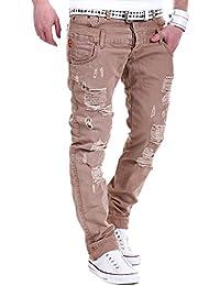 MT Styles Pantalon Jeans - homme C-15