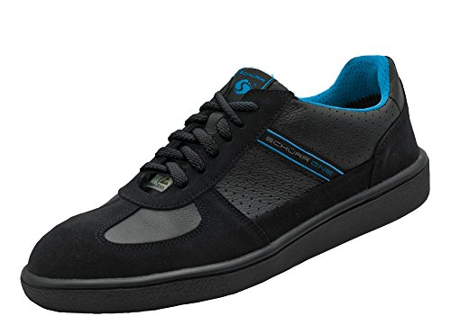 Segurança De Em Stahlkapp Schurr Com Preto Óptica Um azul Calçado S1 Segurança Sneaker RrwgqROx6