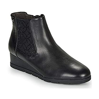 Stonefly Milly 19 Ankle Boots/Boots Women Black Ankle Boots 1