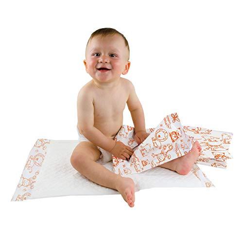 Teqler T-820500 Empapadores para bebés caja de 50 uds.