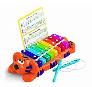 Little Tikes Jungle Jamboree 2-in-1 Piano/Xylophone, little, tikes, toy, piano, xylophone bébé, nourrisson, enfant, jouet