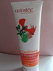Patanjali Kesh Kanti Hair Conditioner Colour Protection- 100g (Pack of 2)
