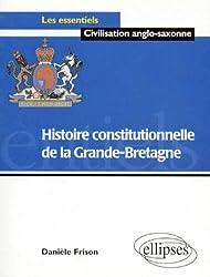 Histoire constitutionnelle de la Grande-Bretagne