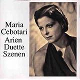 Maria Cebotari singt
