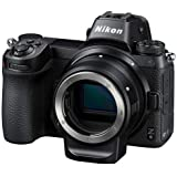 Nikon Z6 FX-Format Mirrorless Camera Body with Mount Adapter FTZ