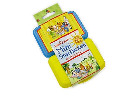 Mini Snackbox Die Lieben Sieben (2 St.)